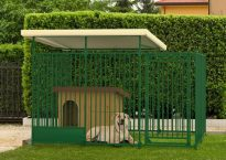 Chenil chien dog pen